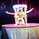 CHINA ACROBATIC HENAN TROUPE - CHINA - CONTORTION