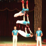 CHINA NATIONAL CIRCUS HENAN - CHINA - AERIAL STRAPS