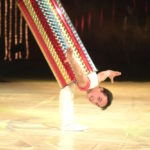 CHINA NATIONAL CIRCUS HENAN - CHINA - CONTORTION WITH ROLL