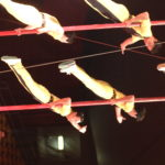 CHINA NATIONAL CIRCUS HENAN - CHINA - PERCH ACT