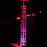 HANGZHOU ACROBATIC TROUPE - CHINA - HANDSTAND WITH CHAIRS