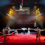 JIANGXI ACROBATIC & FLAG CIRCUS - CHINA - RUSSIAN BAR