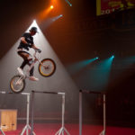 JONATHAN ROSSI - ITALY - BMX BICYCLE ACROBATICS