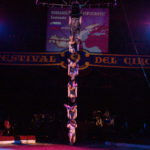 TROUPE GALLEA - RUSSIA - AERIAL ACT