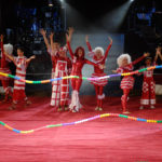 TROUPE MARKS - RUSSIA - ROPES, HULA HOOP, JUGGLING