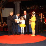 1 GOLD PRIZE- BURATIA STATE CIRCUS - RUSSIA - CONTORTION
