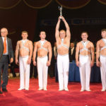 2 SILVER PRIZE - FLYING TO THE STARS - UKRAINE - TRAMPOLINE ACT