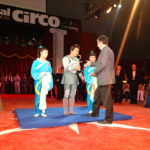 2 SILVER PRIZE - SHAANXI ACROBATIC TROUPE - CHINA - HANDSTAND