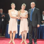 3 BRONZE PRIZE - DUO ELJA - GERMANY - TRAPEZE ACT