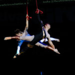 GUANGDONG ACROBATIC TROUPE - CHINA - AERIAL STRAPS