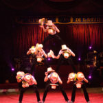 GUANGDONG ACROBATIC TROUPE - CINA - GIOCOLERIA