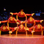 GUANGDONG ACROBATIC TROUPE - CHINA - CONTORTION
