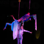 SHAANXI ACROBATIC TROUPE - CHINA - BALANCING AND DANCE